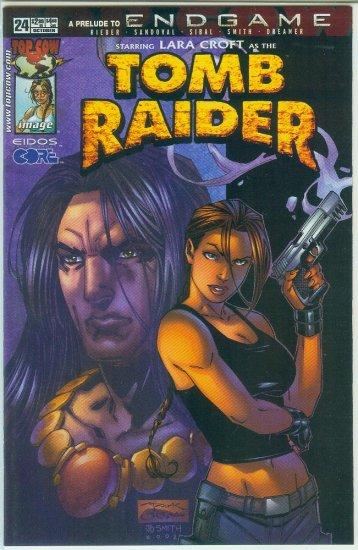 Tomb Raider #24 (2002)