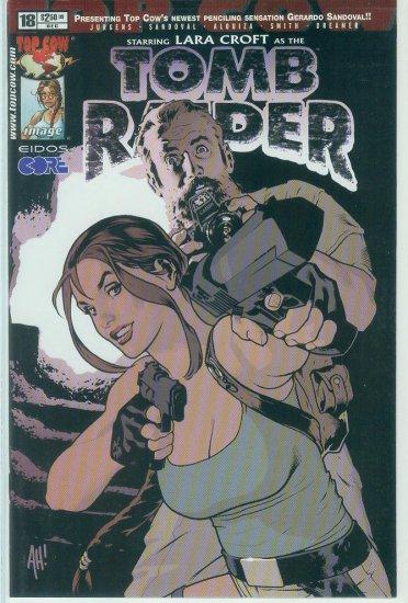 Tomb Raider #18 (2001)