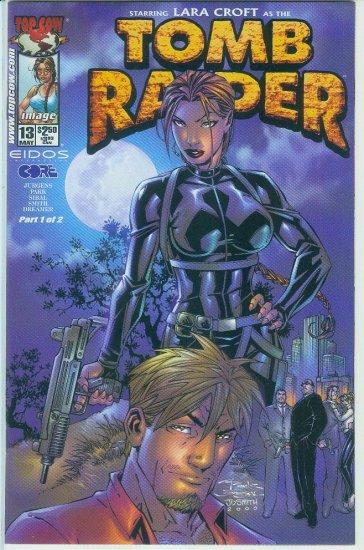 Tomb Raider #13 (2001)