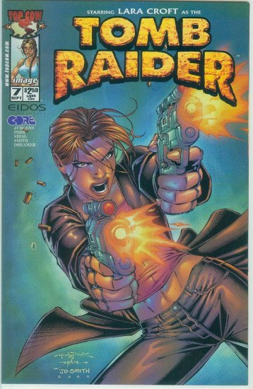 Tomb Raider #7 (2000)