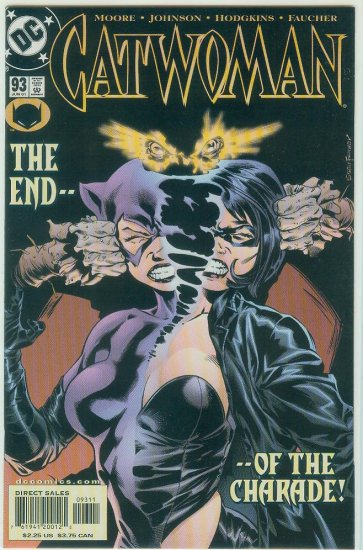 CATWOMAN #93 (2001)