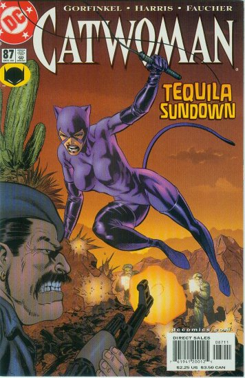 CATWOMAN #87 (2000)