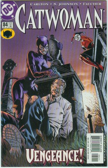CATWOMAN #84 (2000)