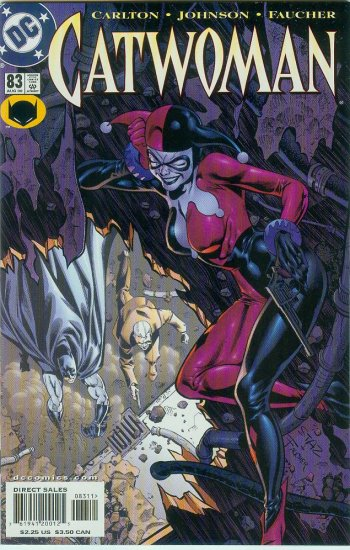CATWOMAN #83 (2000)