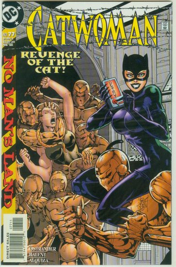 CATWOMAN #76 (2000)