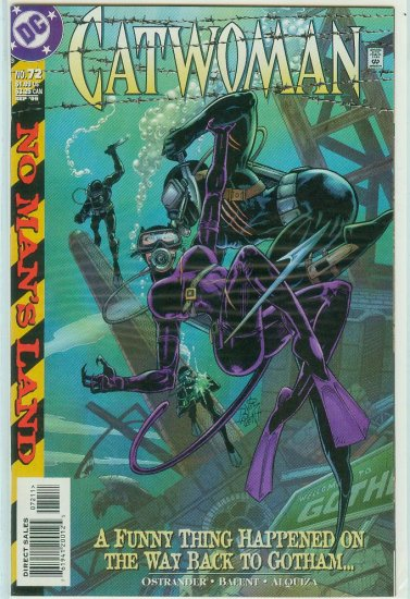 CATWOMAN #72 (1999)