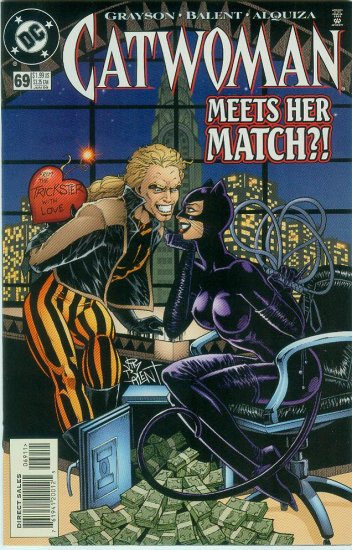 CATWOMAN #69 (1999)