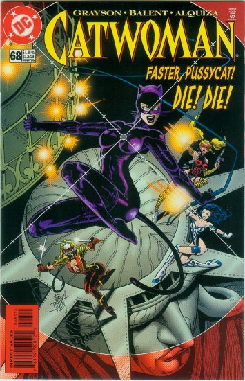 CATWOMAN #68 (1999)