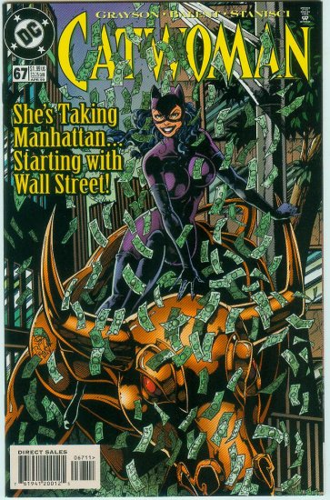CATWOMAN #67 (1999)