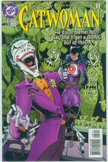 CATWOMAN #63 (1998)