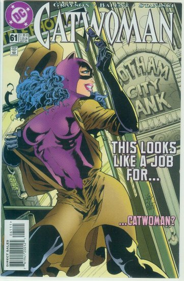 CATWOMAN #61 (1998)
