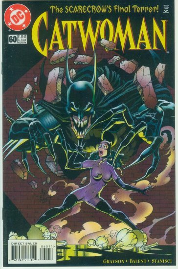 CATWOMAN #60 (1998)