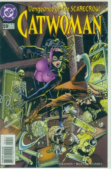 CATWOMAN #59 (1998)