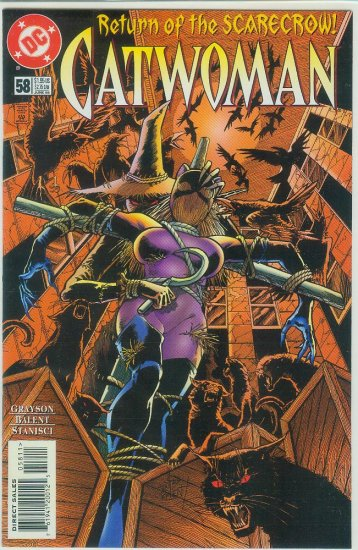 CATWOMAN #58 (1998)
