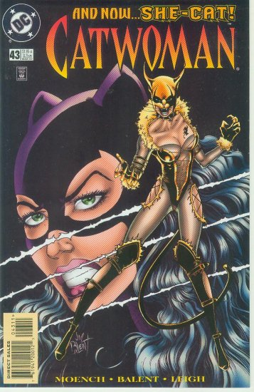 CATWOMAN #43 (1997)