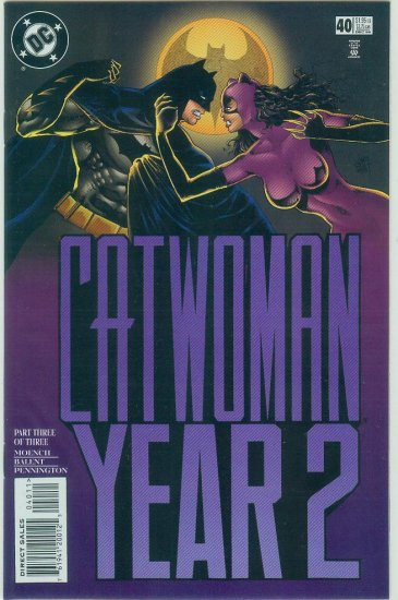 CATWOMAN #40 (1996)
