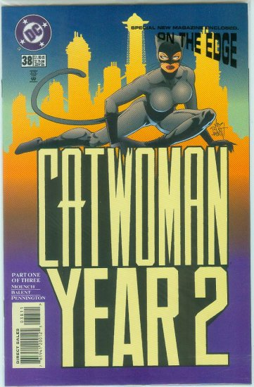 CATWOMAN #38 (1996)