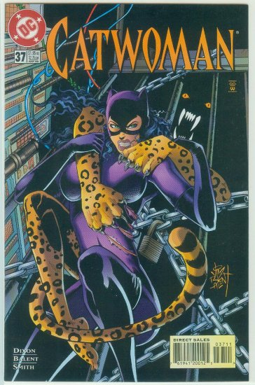 CATWOMAN #37 (1996)