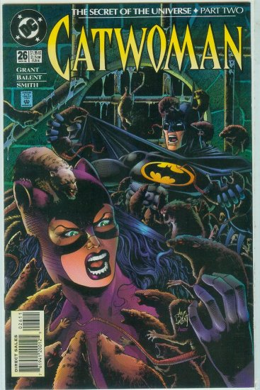 CATWOMAN #26 (1995)