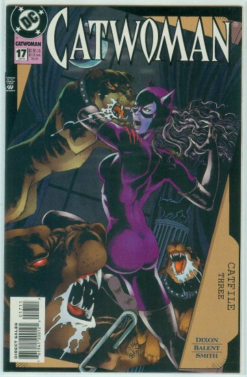 CATWOMAN #17 (1995)