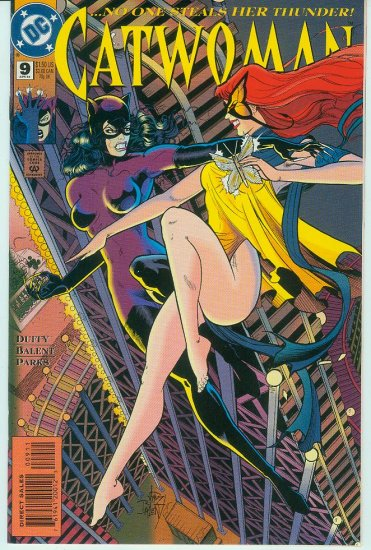 CATWOMAN #9 (1994)