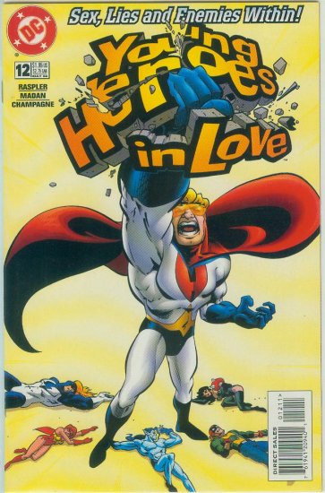 YOUNG HEROES IN LOVE #12 (1998)