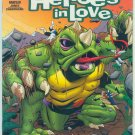 YOUNG HEROES IN LOVE #10 (1998)