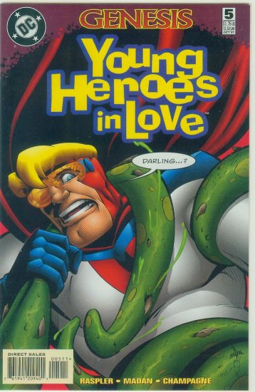 YOUNG HEROES IN LOVE #5 (1997)