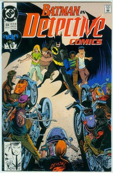 DETECTIVE COMICS #614 (1990)