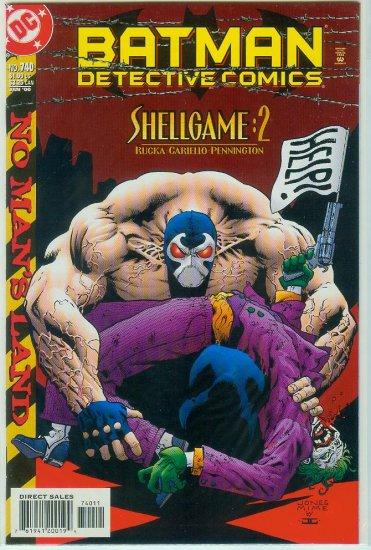 DETECTIVE COMICS #740 (2000)