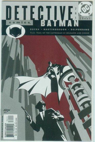 DETECTIVE COMICS #761 (2001)