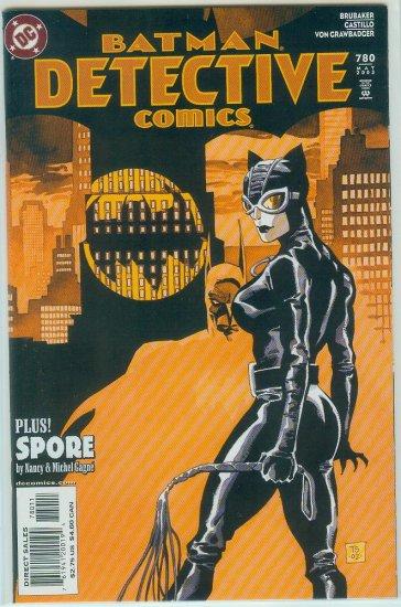 DETECTIVE COMICS #780 (2003)
