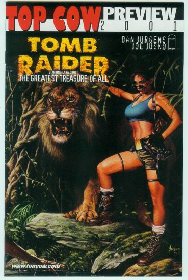 Tomb Raider The Greatest Treasure Of All Preview (2001)