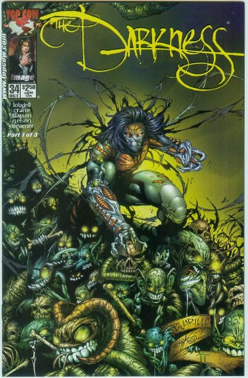 THE DARKNESS #34 (2000)