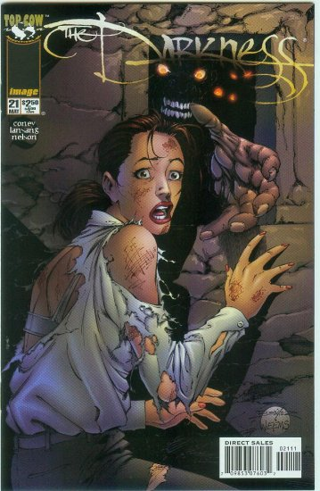 THE DARKNESS #21 (1999)