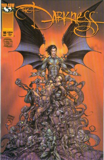 THE DARKNESS #18 (1998)