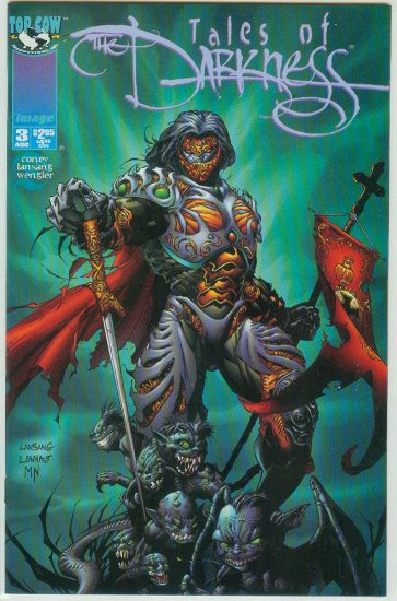 TALES OF THE DARKNESS #3 (1998)