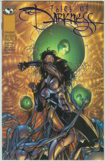 TALES OF THE DARKNESS #2 (1998)