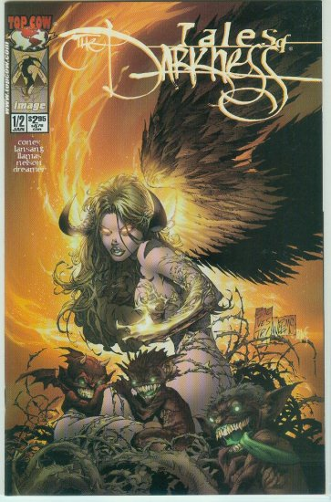 TALES OF THE DARKNESS #1/2 (2001)