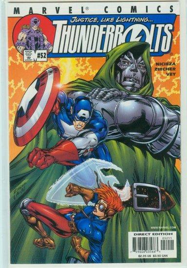 THUNDERBOLTS #52 (2001)