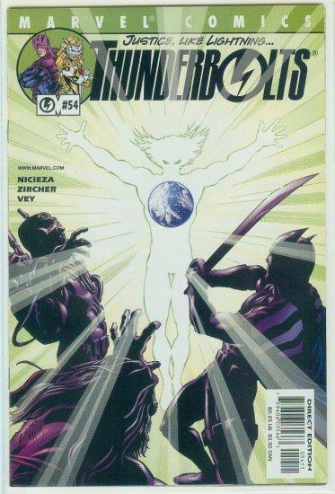 THUNDERBOLTS #54 (2001)