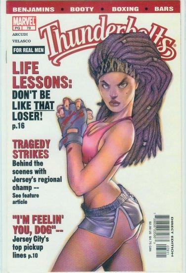 THUNDERBOLTS #78 (2003)