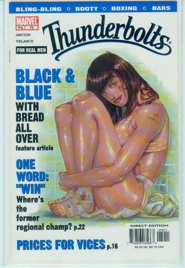 THUNDERBOLTS #79 (2003)