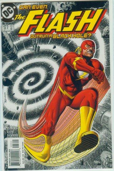 FLASH #177 (2001)