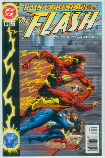FLASH #145 (1999)