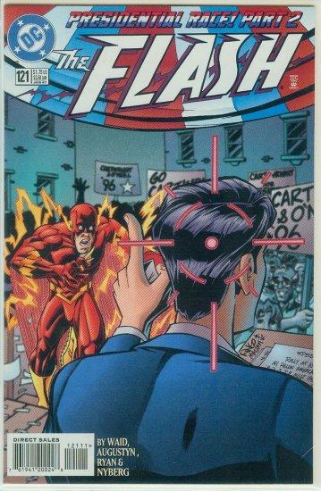 FLASH #121 (1997)