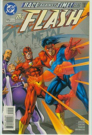 FLASH #115 (1996)