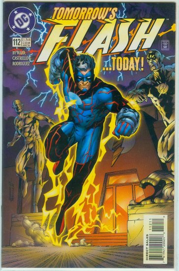 FLASH #112 (1996)