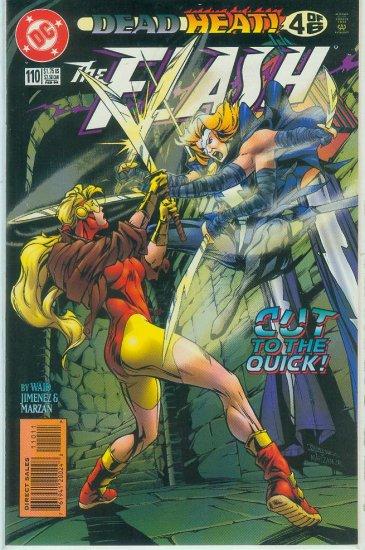FLASH #110 (1996)