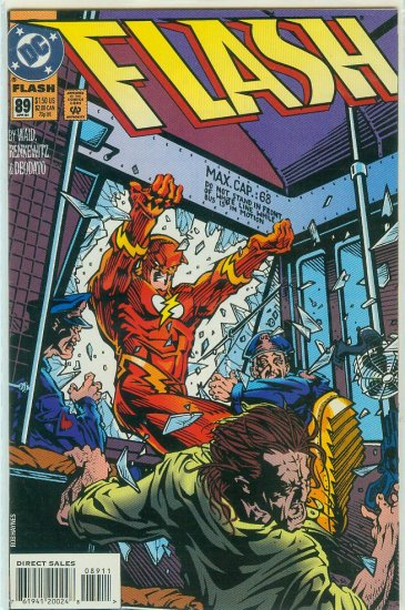 FLASH #89 (1994)